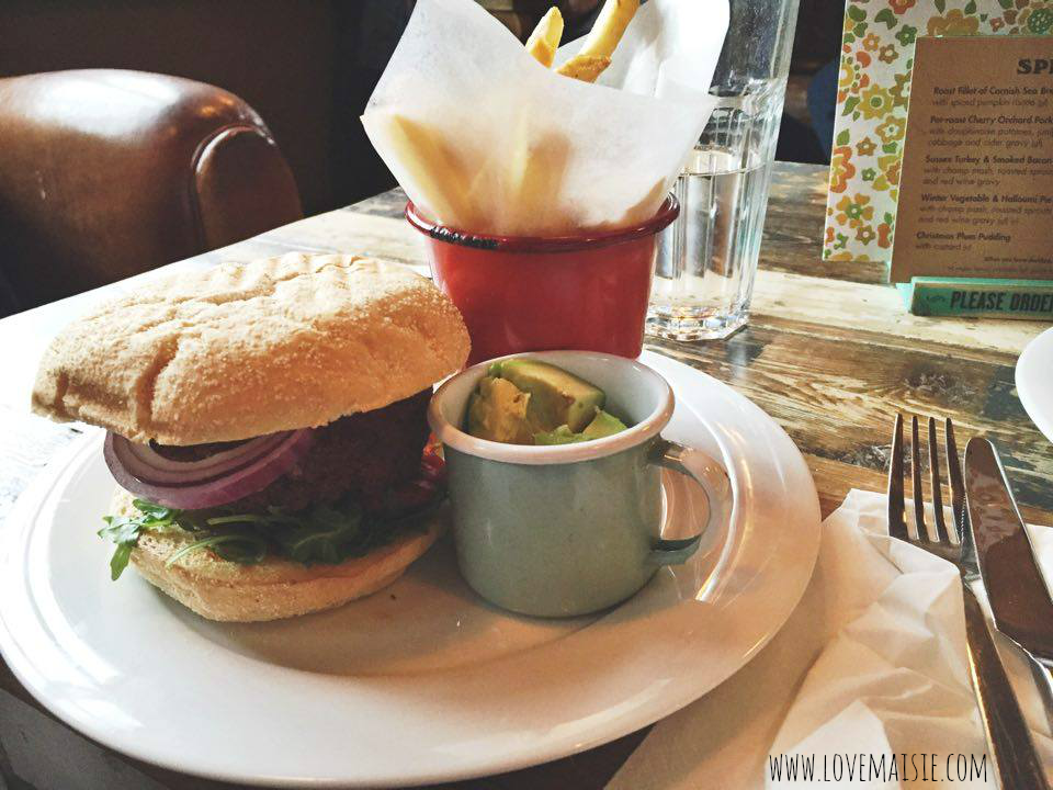 Portivo Lounge, Gloucester | #FOOD | Love, Maisie