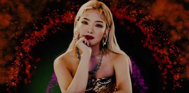 [MV] Hyoyeon 효연 -HYO- vuelve con Punk Right Now.