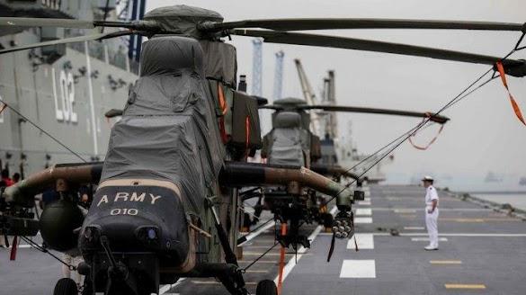 Jelang Pengumunan KPU, Kapal Perang Asing Hadir untuk Operasi NEO?