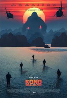 Rekomendasi Film Terbaru Bulan Maret 2017 kong skull island