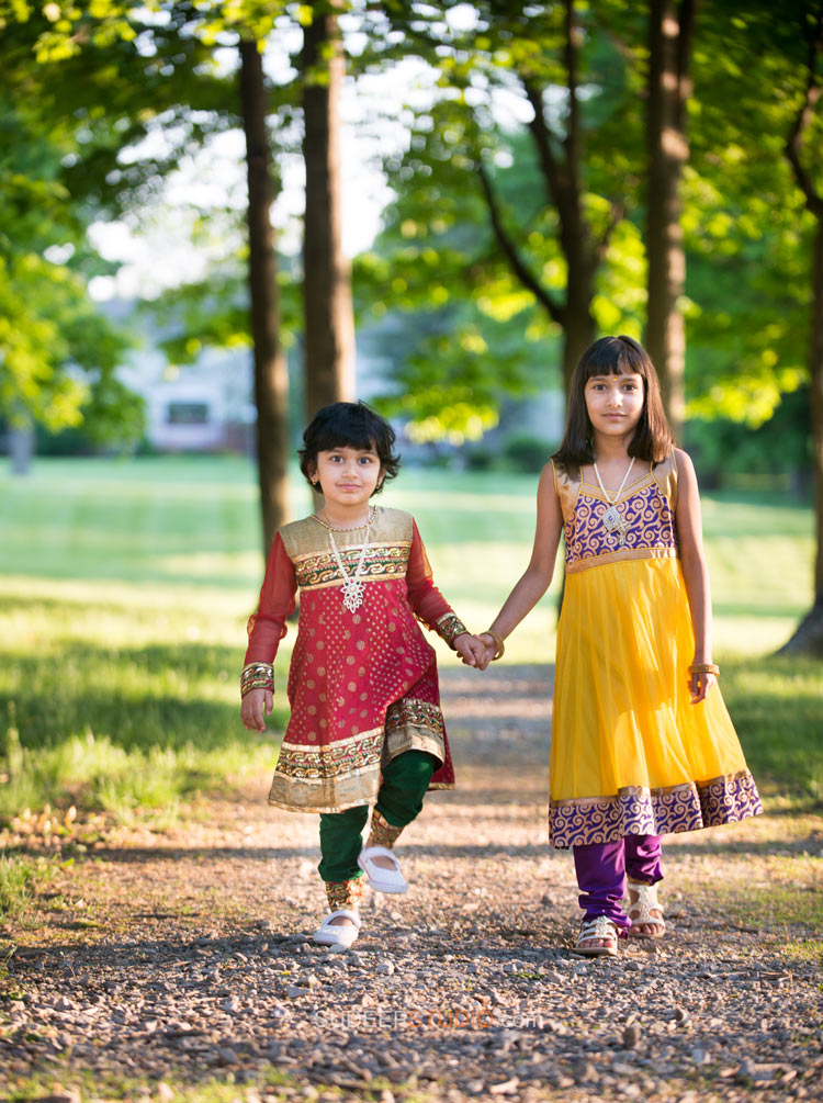 Indian Family Portrait Photography - Sudeep Studio.com Ann Arbor Photographer