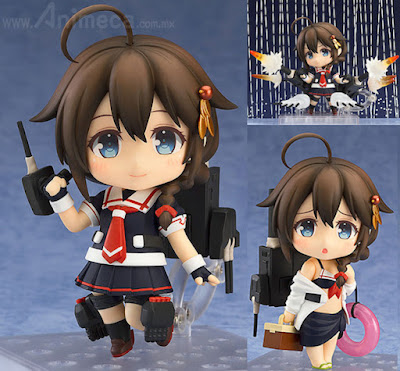 Figura Shigure Kai Ni Nendoroid Kantai Collection KanColle