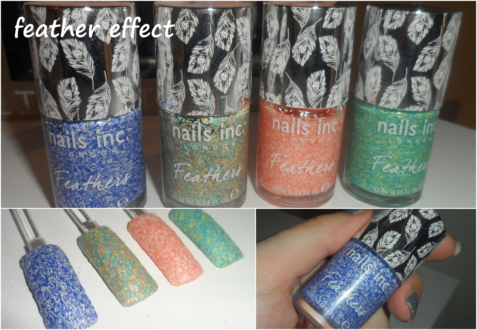 Nails Inc new spring / summer 2013 collections - textures ...