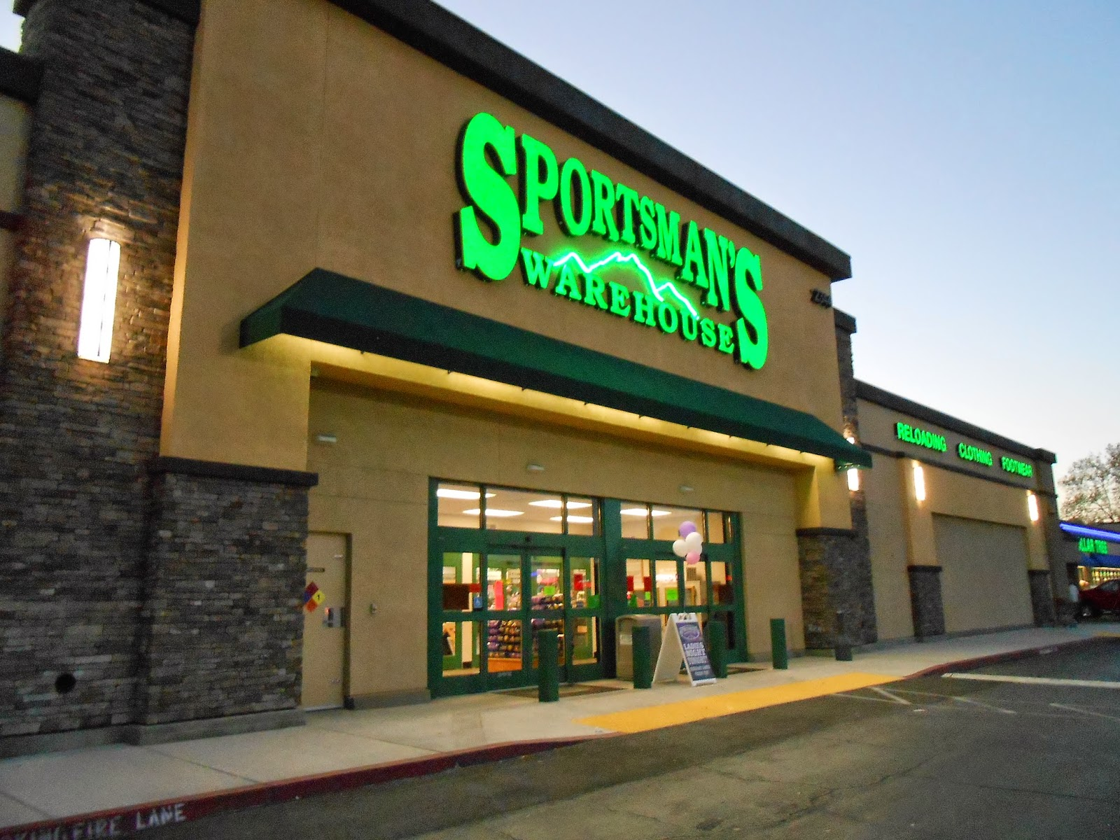 warehouse sportsman sportsmans shopping rivergate center rancho cordova sportsmen wednesday hayden business tackle rocky mountain company outdoor