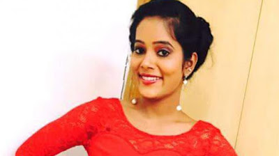 Popular Telugu anchor of Gemini Music, Nirosha, 23, hanged herself during a Skype call with her Canada based boyfriend, who has been identified only by his first name, Ritwik.  The couple, who were to get engaged next month reportedly had a heated argument, during the   55 minute video call.   She reportedly told Ritwik that she was committing suicide following which he made an unsuccessful attempt to stop her.