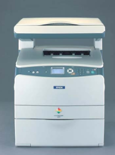 Epson AcuLaser CX11N series gives you speed, high quality color copy, scan, fax and print color laser. Four functions in one range, reliable devices that save space.