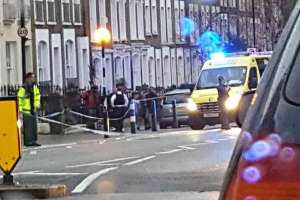 Belsize Park: 15-year-old cyclist killed in collision with motorbike in north London