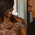 Barack Obama just wrote a birthday message for Michelle Obama