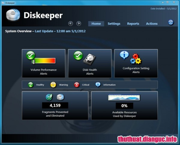 Diskeeper 12 professional (v16. 0. 1017) | software downloads.