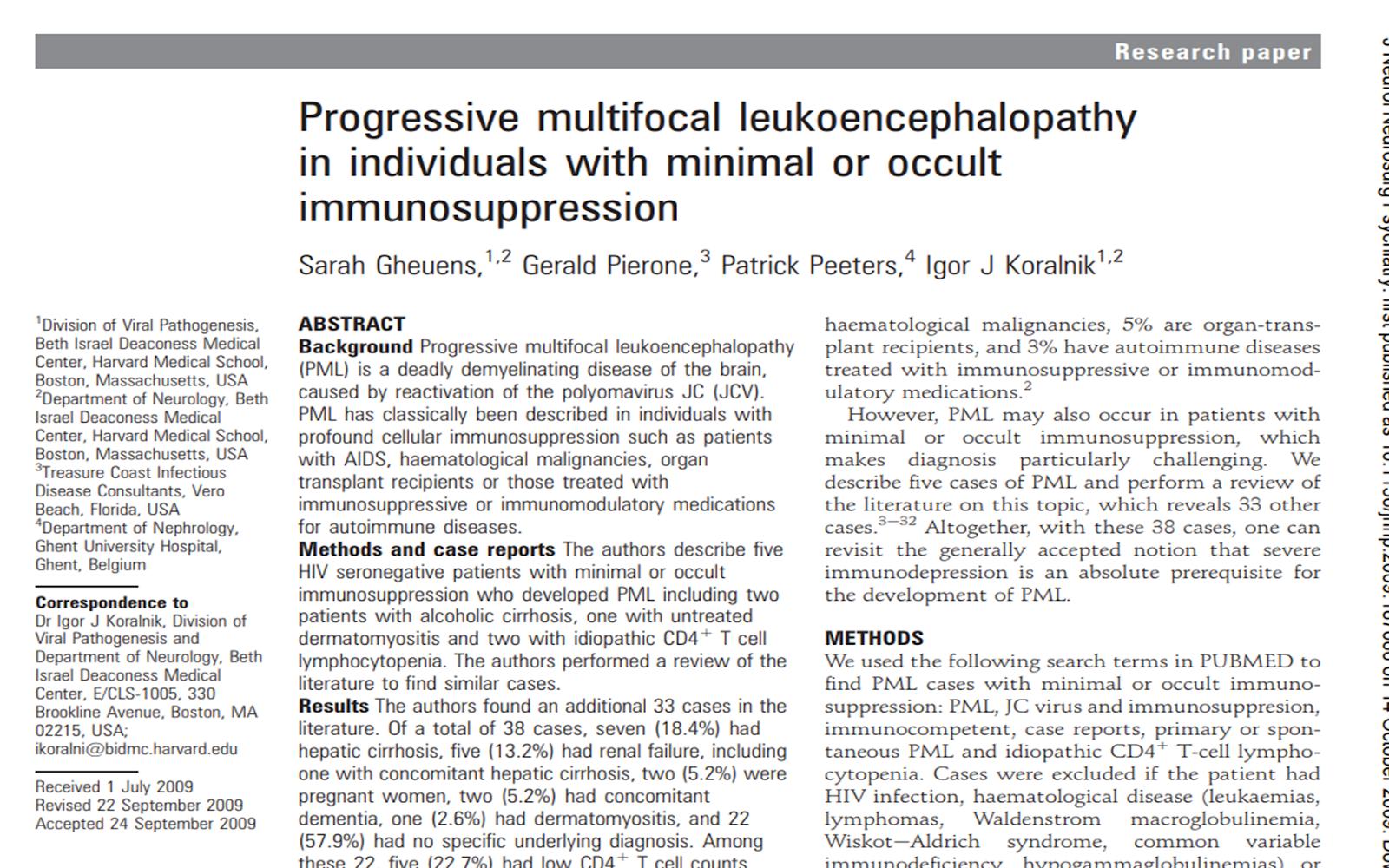 neuropathology blog
