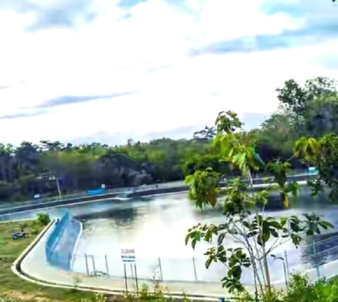 Pesona Embung Jlamprong, Destinasi Wisata Baru Di Gunungkidu