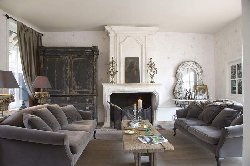 Cheap Home Decors: Shabby chic living rooms