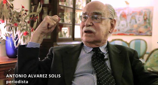 A Antonio Alvarez-Solís, un hombre para la historia
