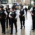 Police arrest man on suspicion of preparing terror acts on UK parliament