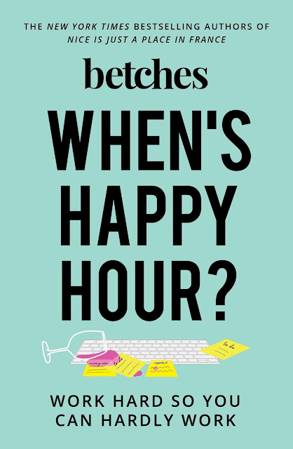 When's Happy Hour Giveaway
