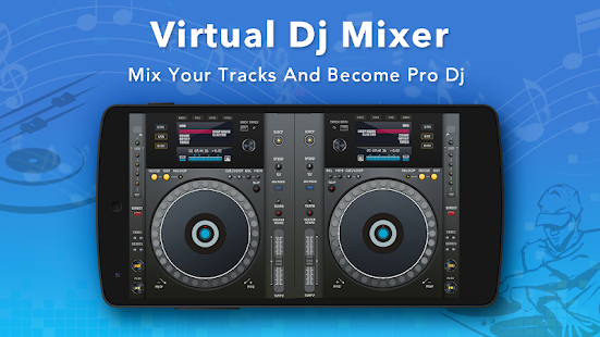 Virtual DJ Mixer V1.1 [ads-free]