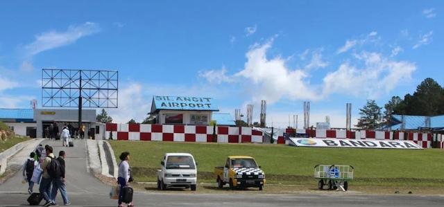 Untuk Mendukung Pariwisata Danau Toba, Bandara Silangit Akan Dijadikan Bandara Internasional