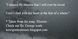"New Amazing song called ""Illusion"" by George Hentu"
