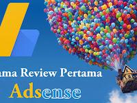 Lama Review Adsense Tahap Pertama [Peninjauan GA]