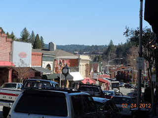 downtown grass valley california