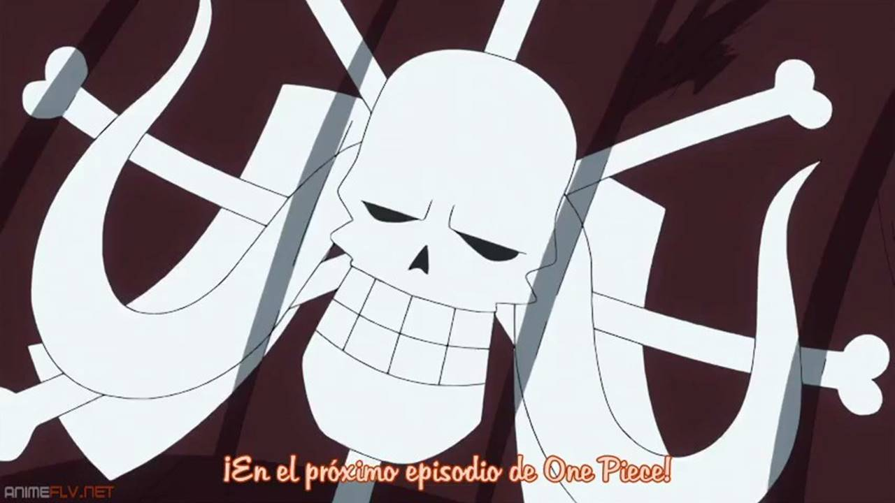 One Piece Anime cap 773 sub español