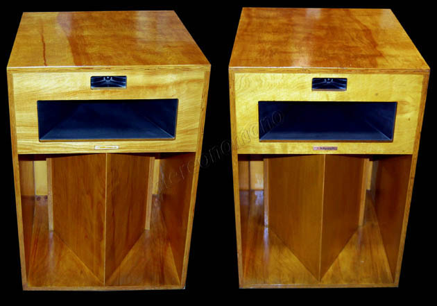 stereonomono klipsch la scala. Black Bedroom Furniture Sets. Home Design Ideas