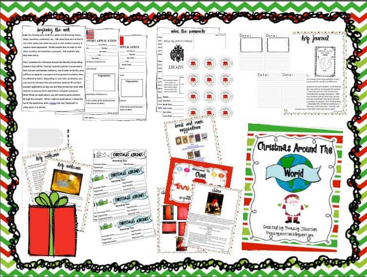 Primary Junction: Celebrating Christmas & Other Holidays Around ...
