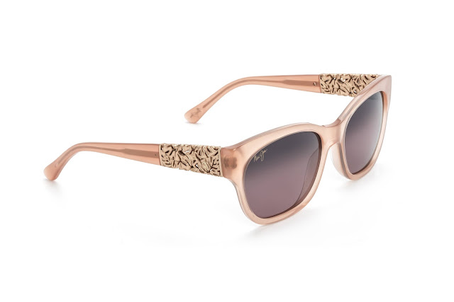 Monstera Leaf_Guava Pink_24K Rose Gold