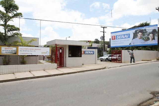 SENAI. Petrolina abre vagas gratuitas em diversos cursos | BLOG ...