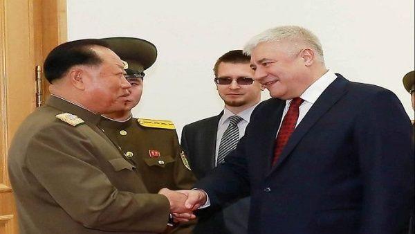 Rusia y Corea del Norte cooperarán en temas de interés bilateral