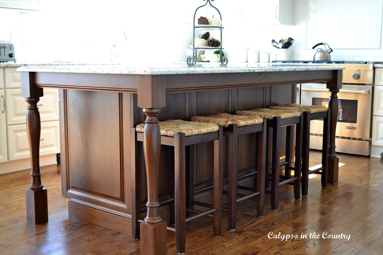 New Counter Stools - the decision has been made!