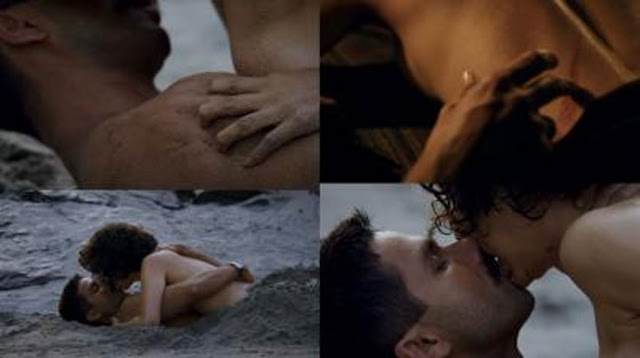Kangana Ranaut Hot Scene In Rangoon Movie