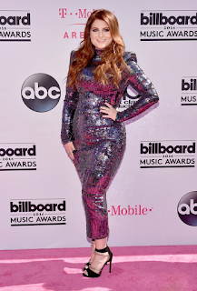 Meghan Trainer looks awful on the Red Carpet of The 2016 Billboard Music Awards. Details at JasonSantoro.com