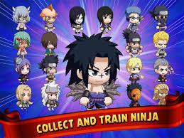 Ninja heroes Mod Apk v1.1.0 (Mod GOLD) Terbaru