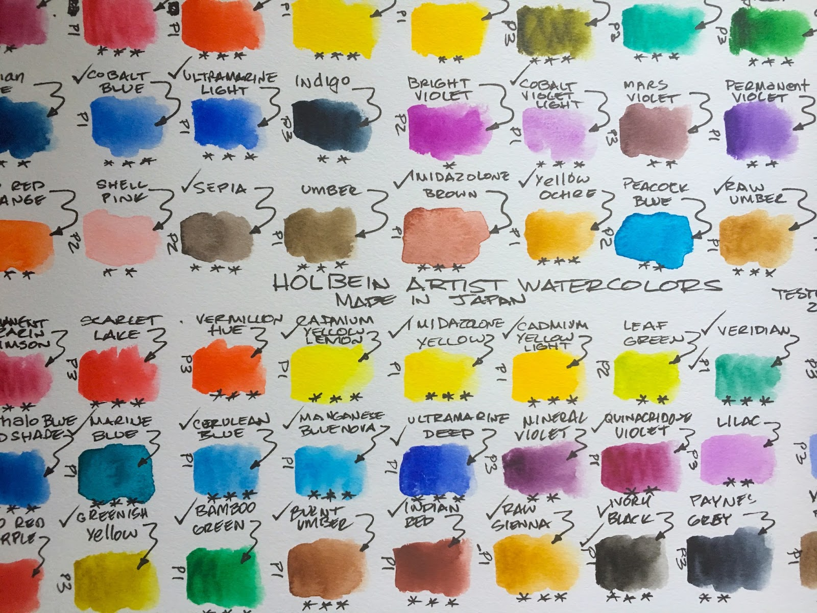 Owings art studio the best watercolors top 10 like their oil paints holbein puts an emphasis on quality and consistency these are precision made paints with lots of single pigment colors nvjuhfo Choice Image