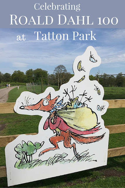 Celebrating Roald Dahl 100 at Tatton Park