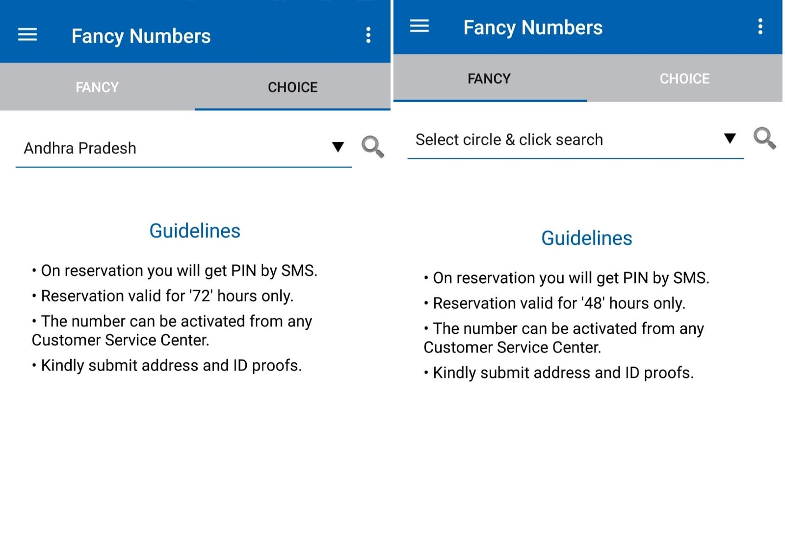 Ask2us: BSNL's Android App - Overview