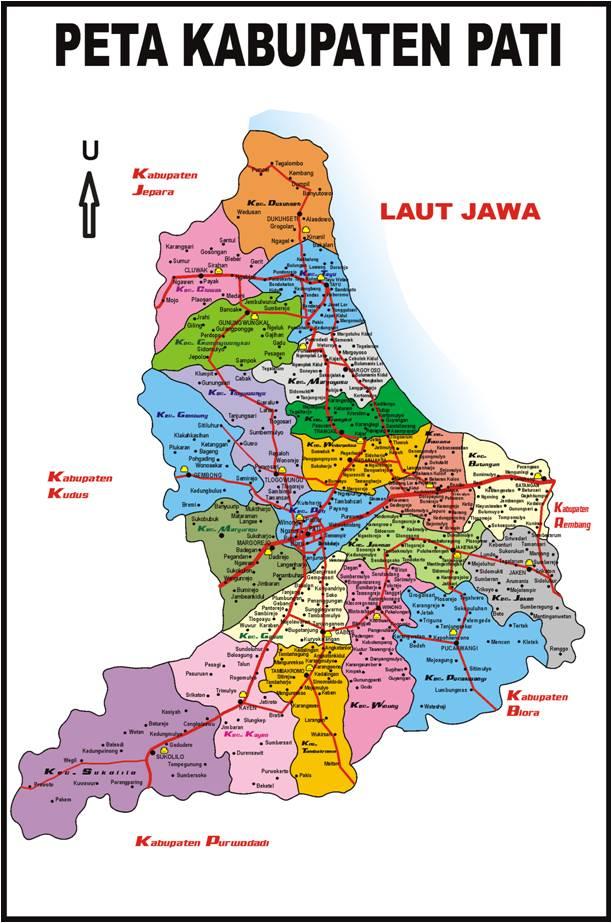 Profil Lengkap Kabupaten Pati | Syntax RPL