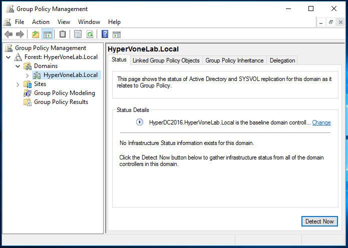 Implementing Group Policy in Windows Server 2016 - Code