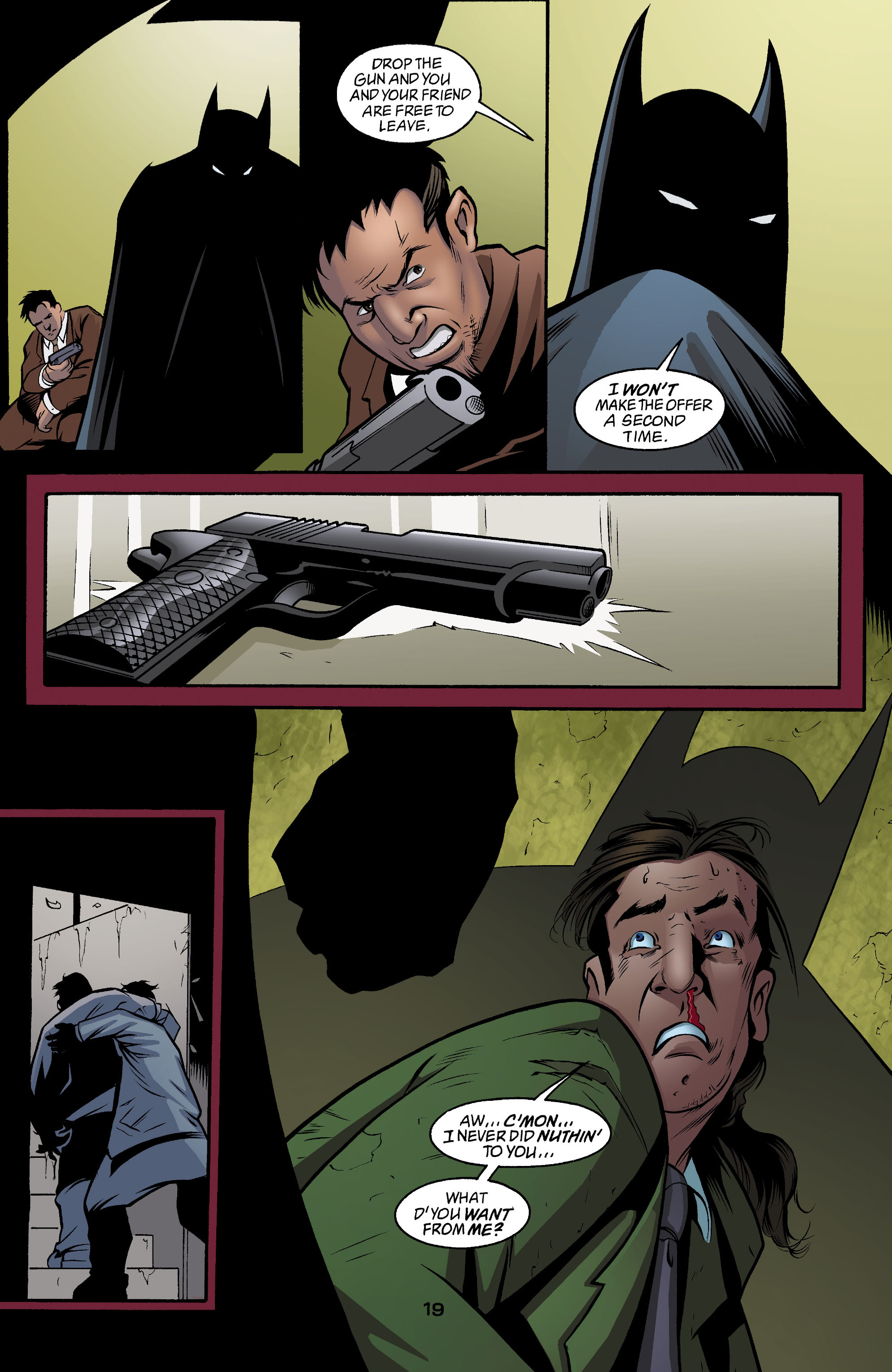 Detective Comics (1937) 777 Page 19