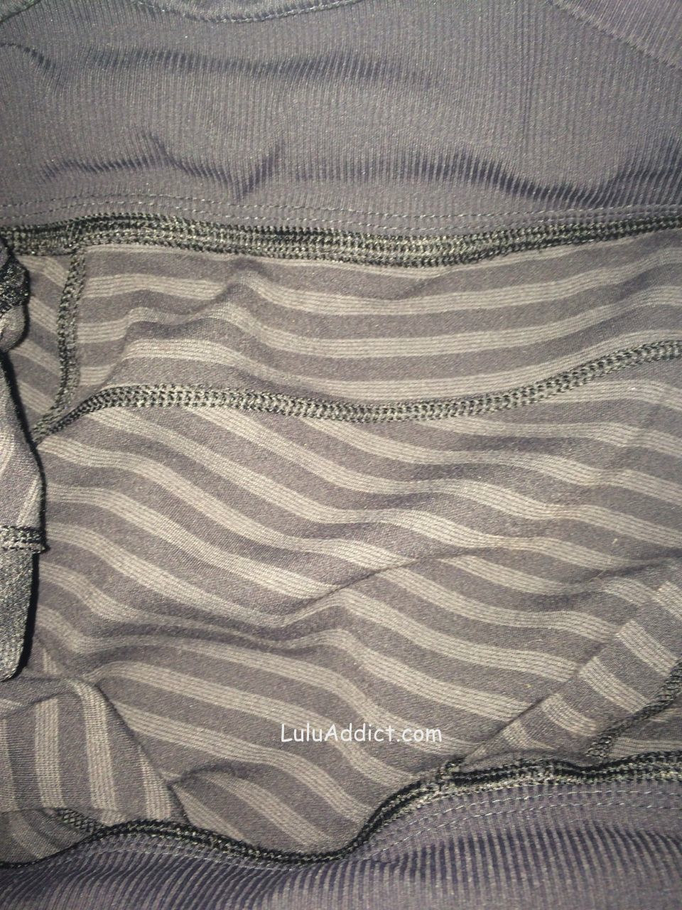lululemon base runner pant material