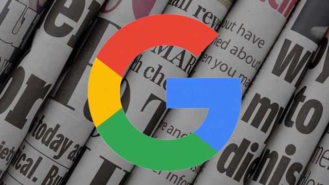 Gazetelerin Google Zaferi
