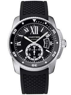 Replica Cartier Calibre de Cartier Diver Watch W7100056