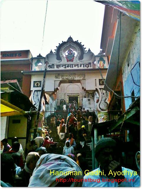 Ayodhya- The Ram Janam Bhoomi