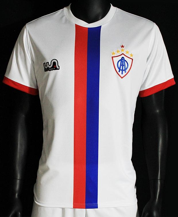 db0ca56ed WA Sport divulga as novas camisas do Itabaiana. A fabricante de material  esportivo ...