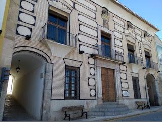Cehegín, Palacio de los Fajardo.