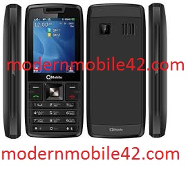 qmobile power 4 flash file