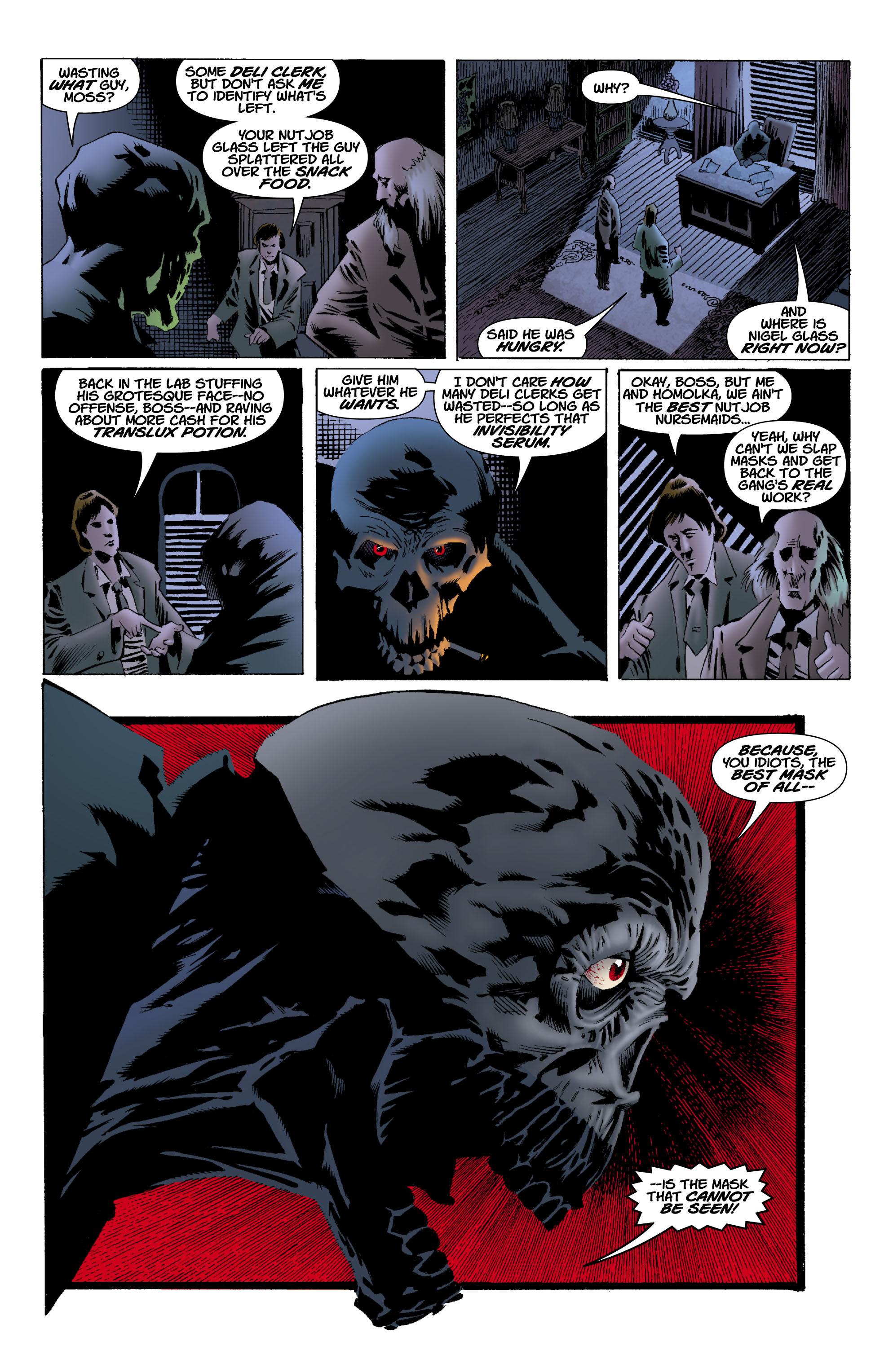 Read online Batman: Unseen comic -  Issue #2 - 6