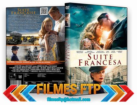 Suíte Francesa 2016 Dublado DVD-R / AVI