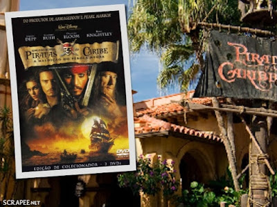Filme Piratas do Caribe